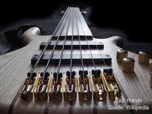 7 Saiten -E-Bass